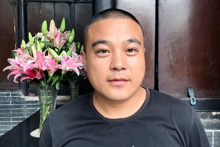 Wanderarbeiter Liu