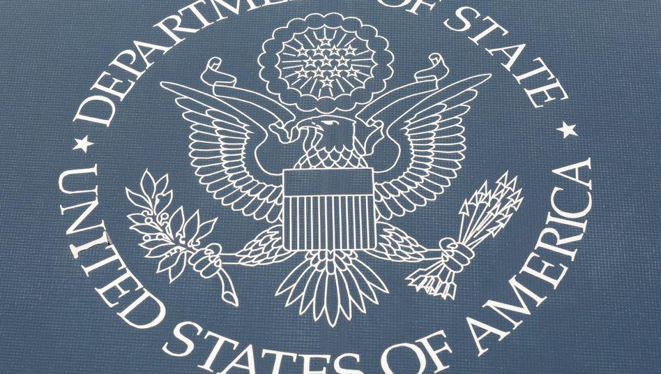 Siegel des State Departments