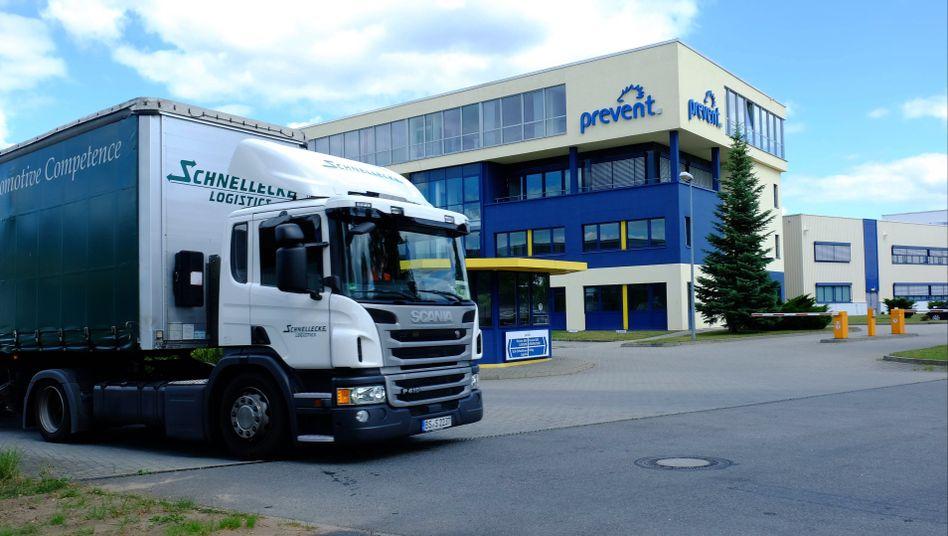 Prevent-Niederlassung in Wolfsburg