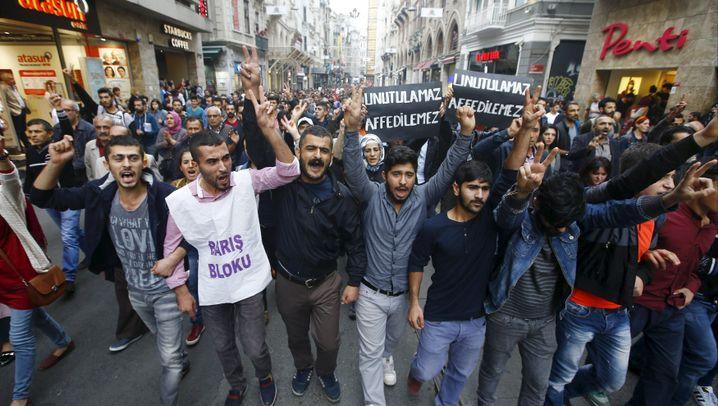 Anschläge in Ankara: Tod bei der Friedensdemo