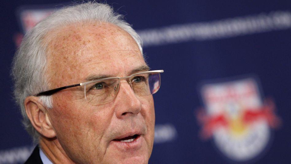 Franz Beckenbauer: Geldstrafe in Höhe von 7000 Schweizer Franken