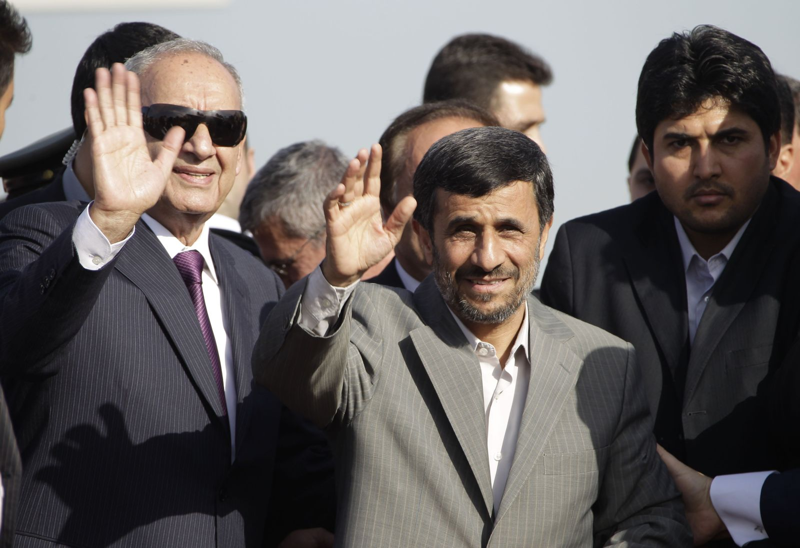 LEBANON-IRAN-POLITICS