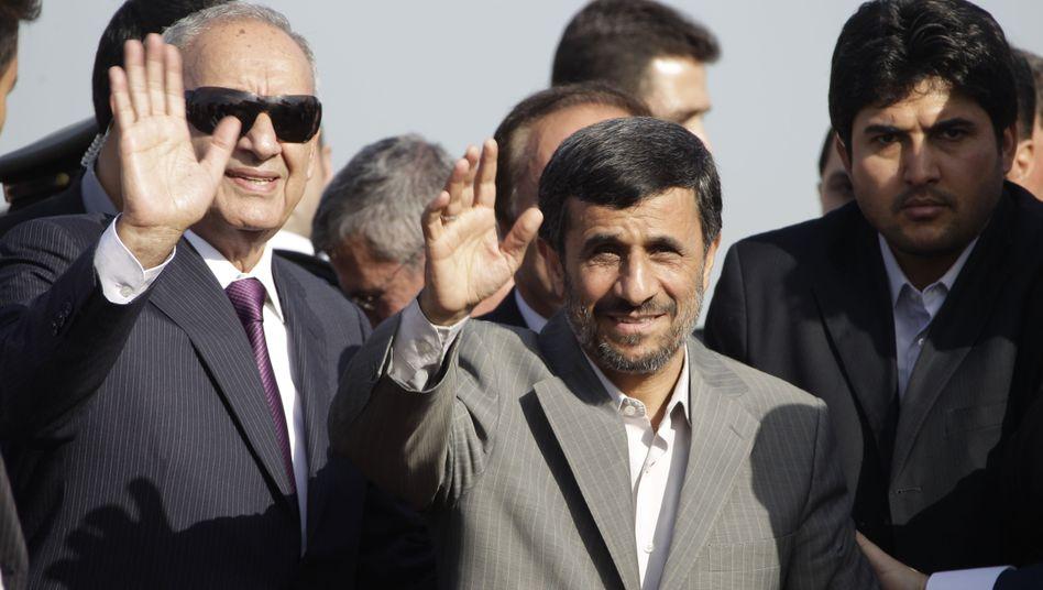"""MahmudAhmadinedschad: Diplomaten nannten ihn den """"Irren von Teheran"""""""