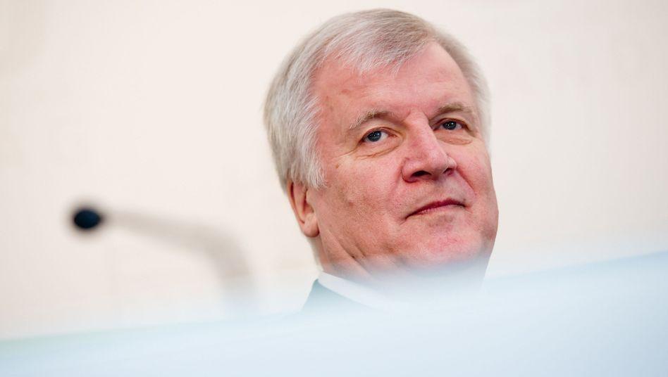 CSU-Chef Seehofer: Kritik an Sigmar Gabriel