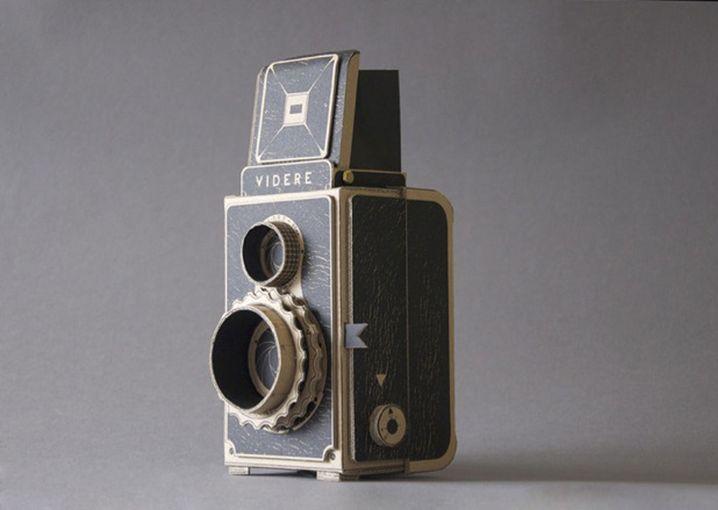 Lochkamera-Bausatz: Pappkameras können richtig gut aussehen