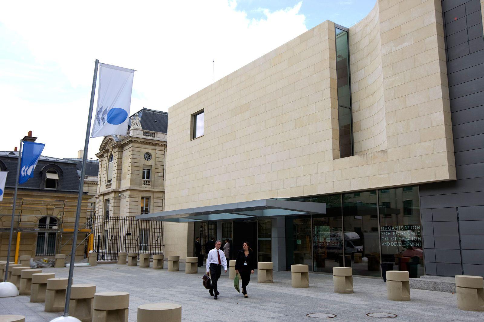 OECD Zentrale / Paris