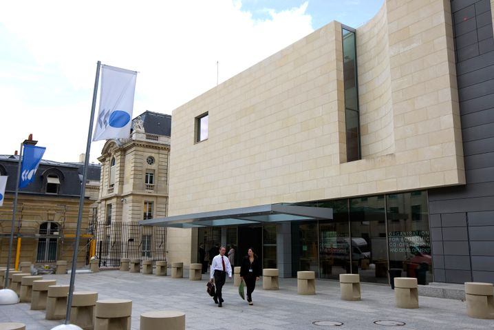 OECD-Zentrale in Paris