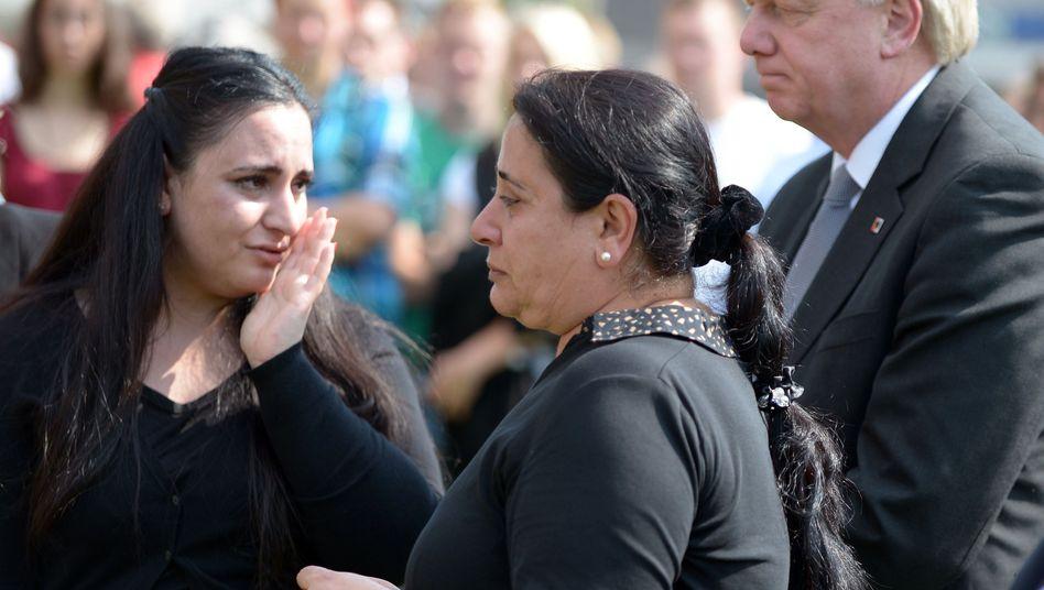 Gamze und Elif Kubasik (im Juli in Dortmund) : Aussage vor dem OLG München