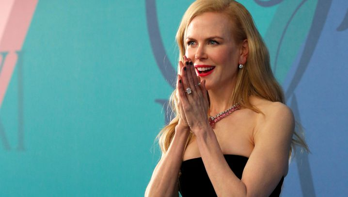"""CFDA Fashion Awards"": Laudatio von Nicole Kidman"