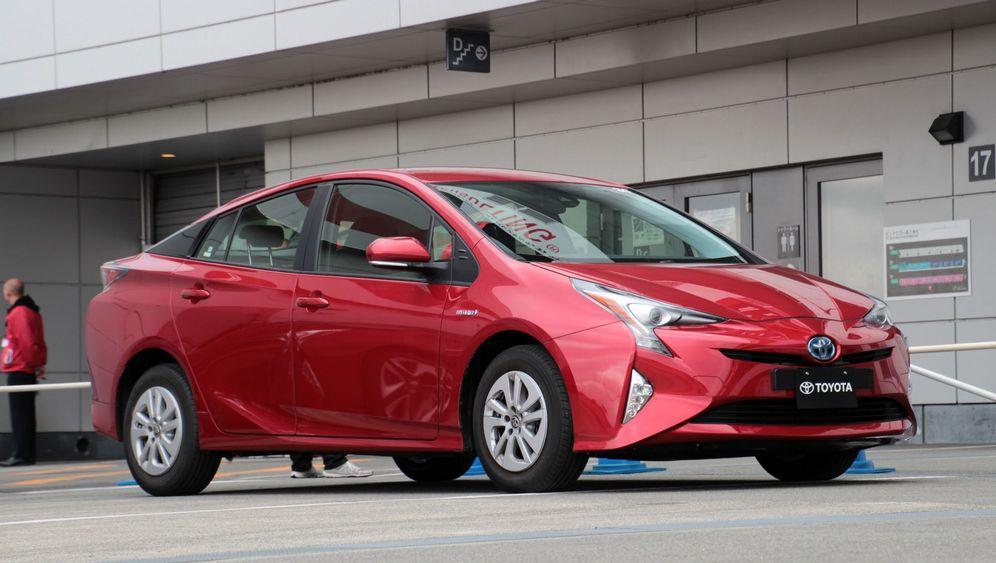 Neuer Toyota Prius: Fortschrittchen