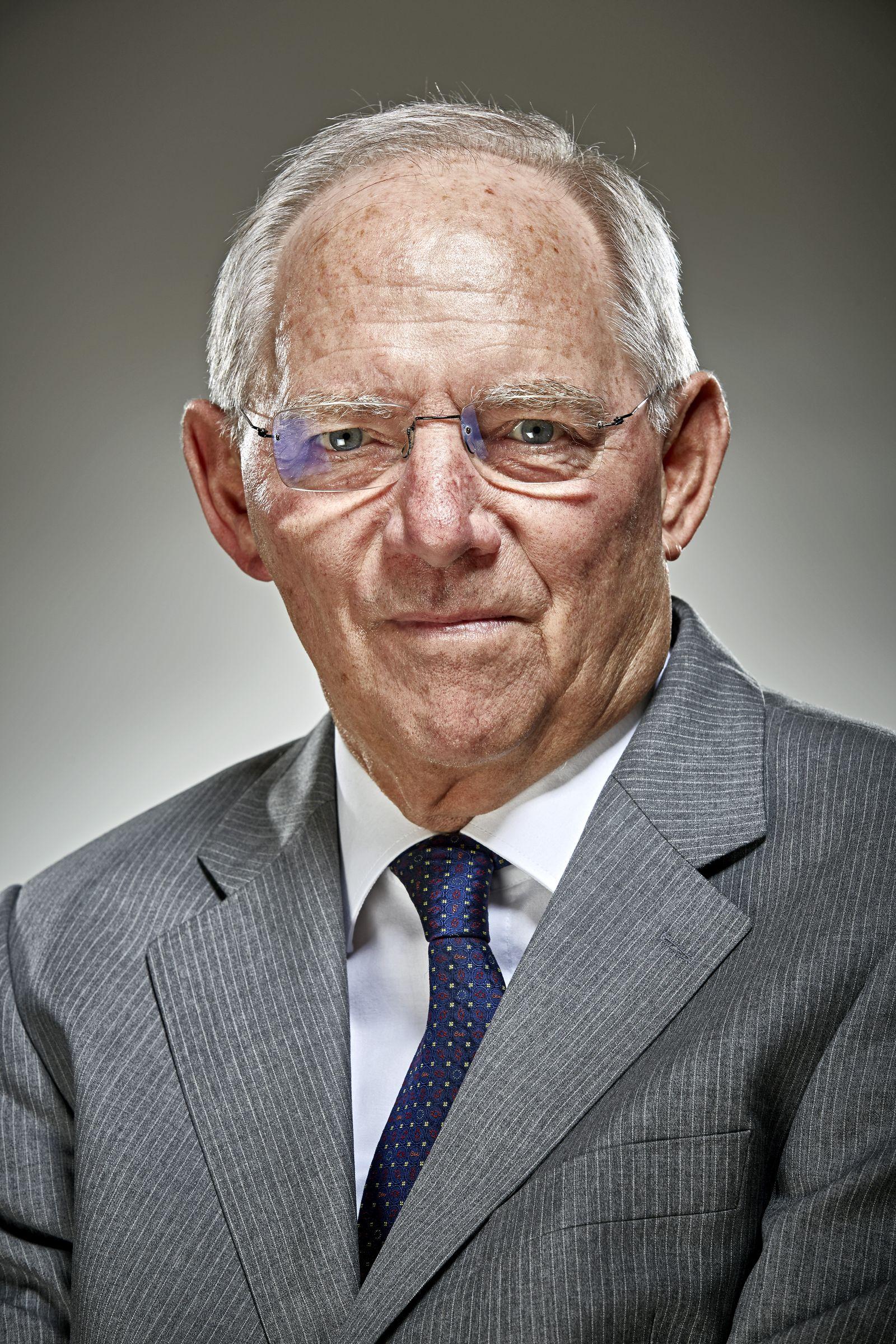 EINMALIGE VERWENDUNG DER SPIEGEL 30/2015 pp30 SPIN Schäuble Gespräch
