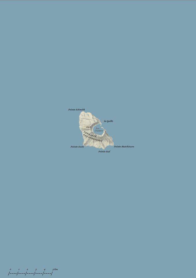 Sankt-Paul-Insel: Gouverneur und Untertan als Inselwächter