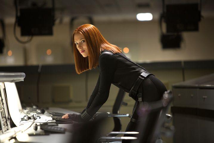 Scarlett Johansson als Black Widow: Prädestiniert für ein Solo-Abenteuer