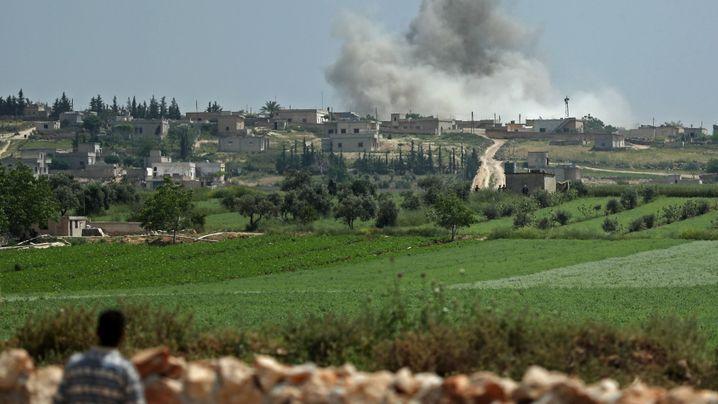 Idlib: Die nächste Massenflucht in Syrien