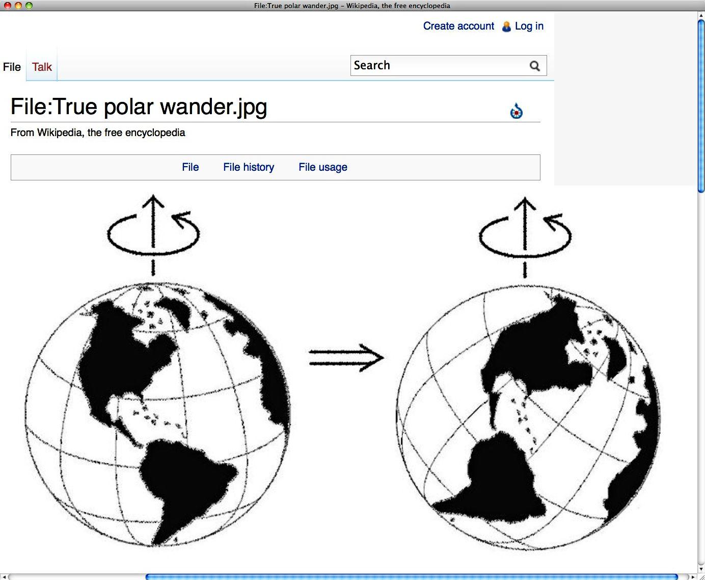 NUR ALS ZITAT/ Screenshot/ Wikipedia/ Polar
