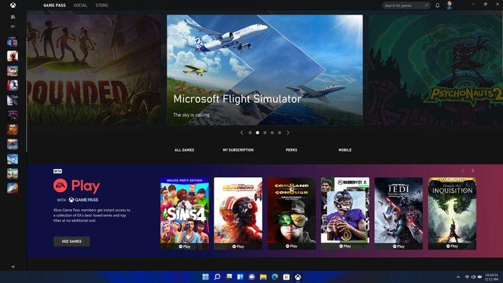 Mit Windows 11 will Microsoft gezielt auch Gamer ansprechen