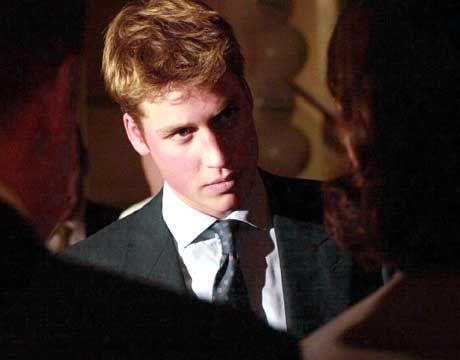 Schwarm aller Lehrer: Prinz William