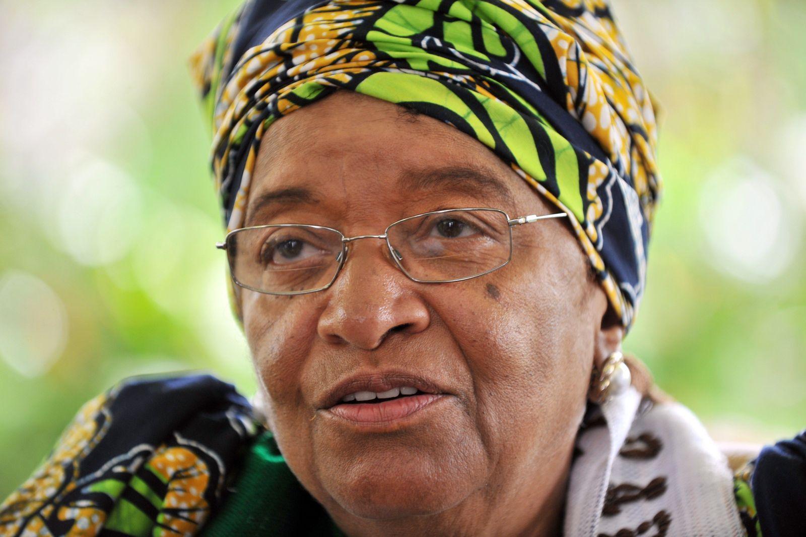 Ellen Johnson Sirleaf / Friedensnobelpreis