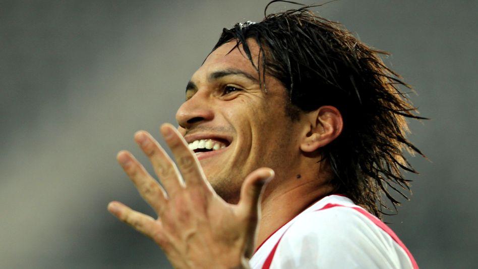 Perus Torschütze Guerrero: Matchwinner gegen Venezuela