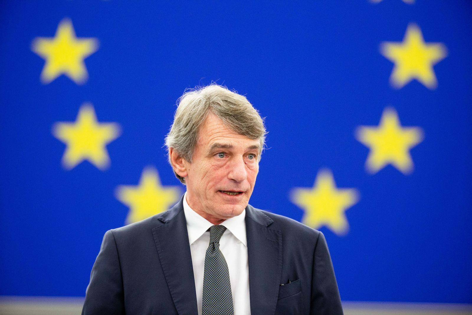 Europaparlament - Plenarsitzung