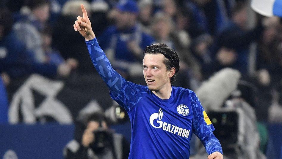 Schalkes Neuer: Michael Gregoritsch