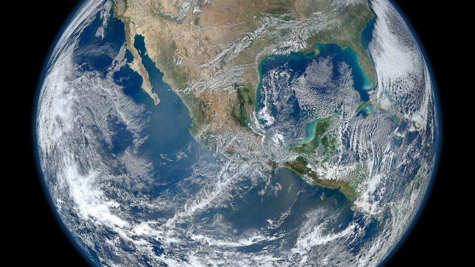 Erde: Wende zur abgasarmen Wirtschaft eingeleitet