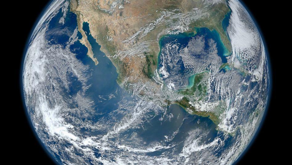 Planet Erde: Reibung verlangsamt Rotation und macht Tage länger