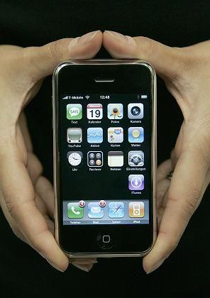 iPhone Software-Update 1.1.1: Bloß nicht auf geknackten Apple-Handys installieren