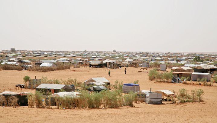 Fluchtpunkt Mbera: Leben im Lager am Ende der Wüste