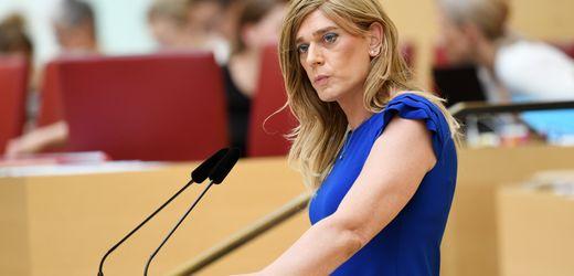 Grünen-Politikerin: Warum Tessa Ganserer um ihren Namen kämpfen muss