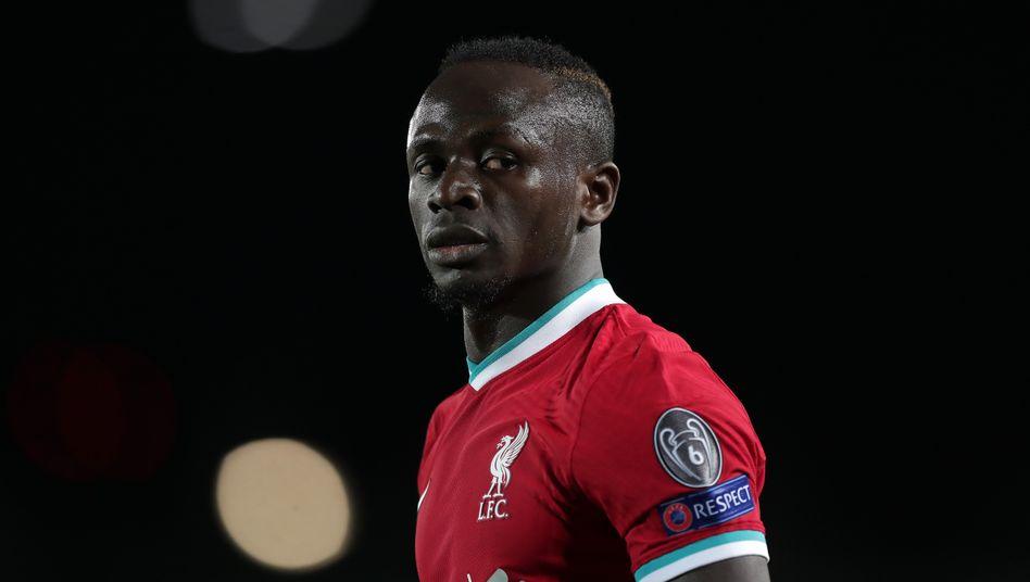 Sadio Mané vom FC Liverpool