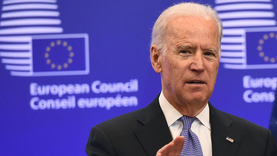 US-Vizepräsident Biden: Europäer sind Opfer russischer Propaganda