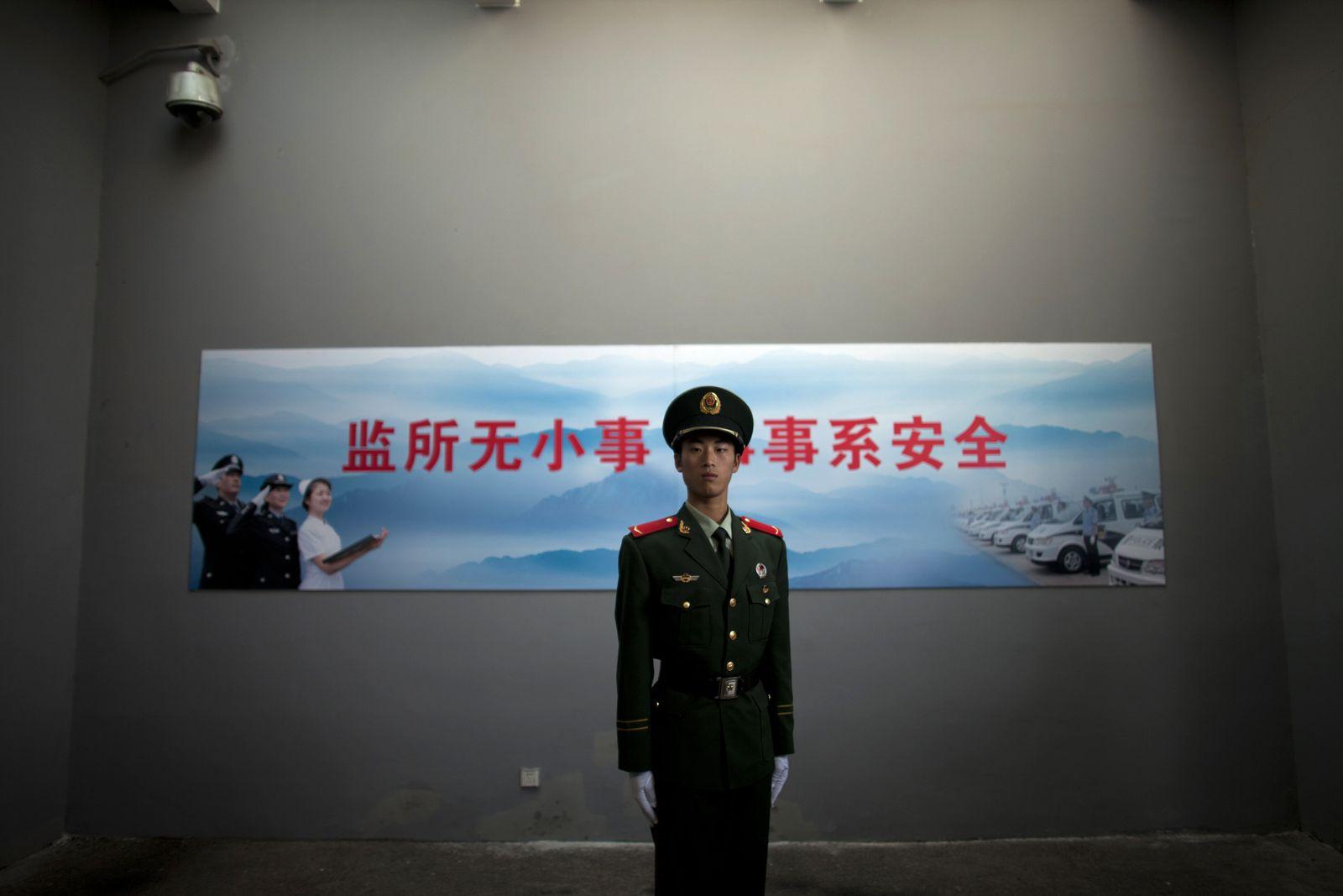 China/Folter