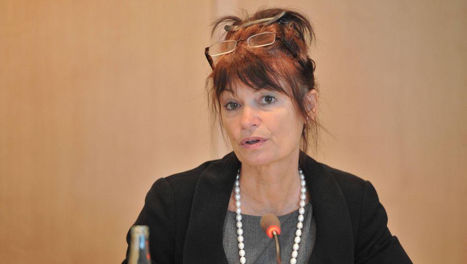 Gefeuert: Wissenschaftliche Chefberaterin der EU Anne Glover