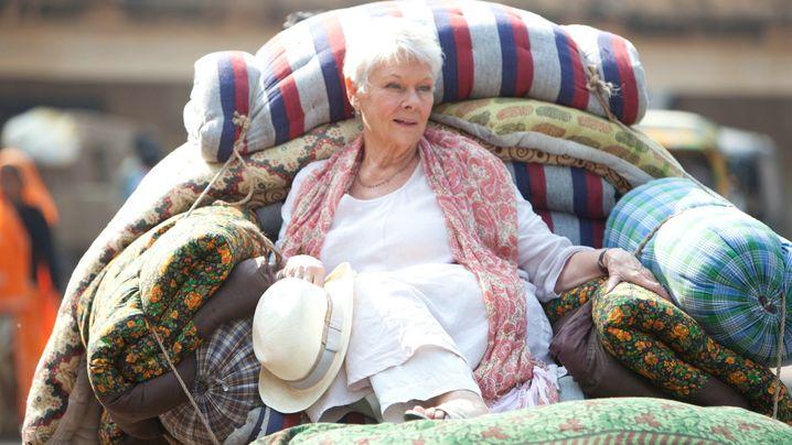 """""""The Best Exotic Marigold Hotel"""": Sieben Briten-Rentner in Jaipur"""