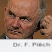 """VW-Aufsichtsratschef Piëch: """"Teamwork ist, wenn alle tun, was er will."""""""