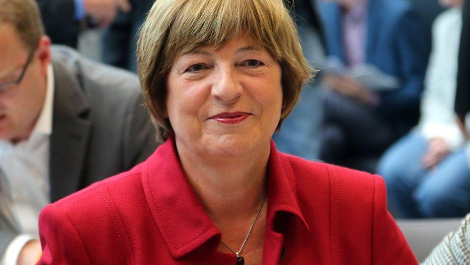 SPD-Abgeordnete Ulla Schmidt (Archivbild)