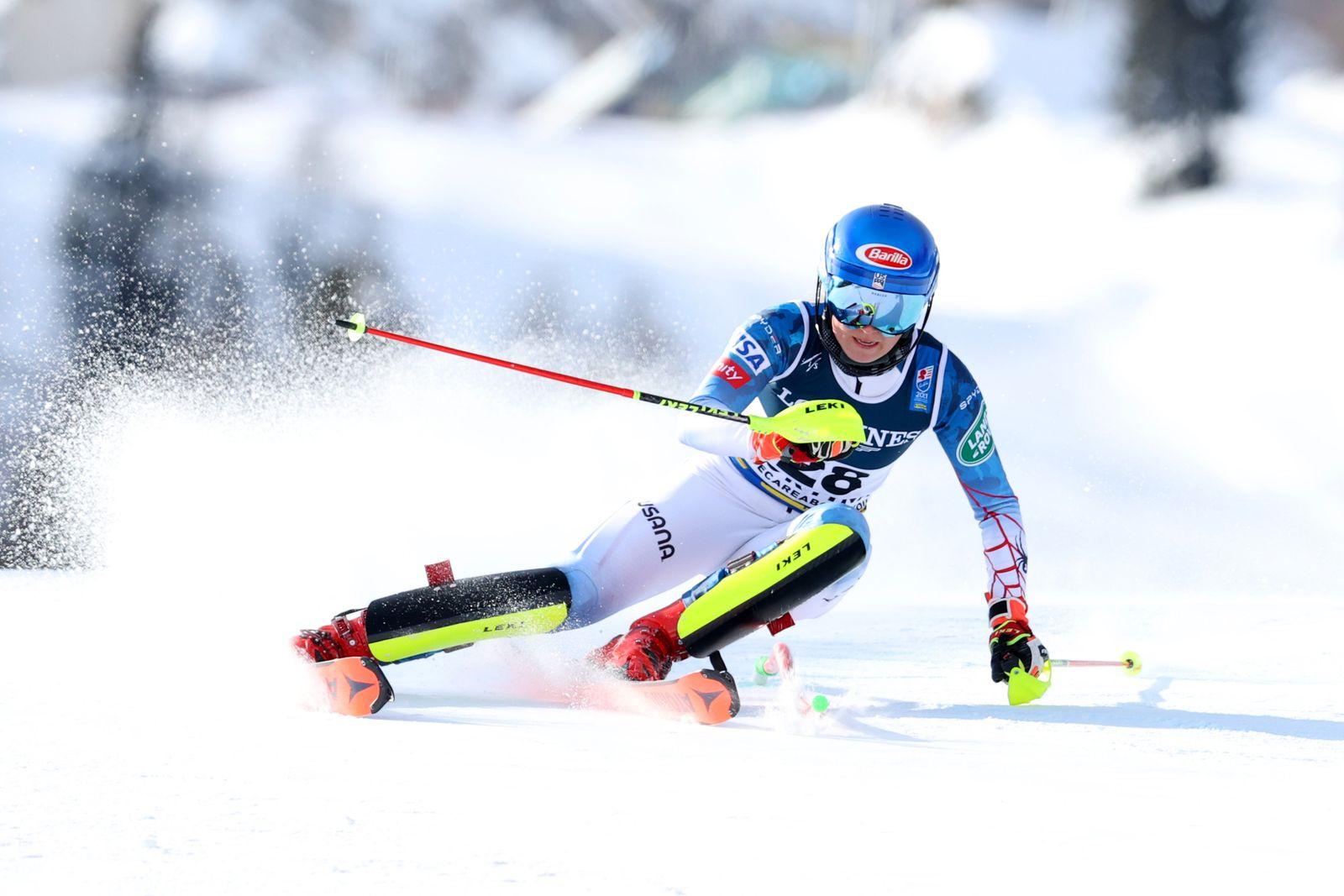 FIS World Ski Championships - Women's Alpine Combined