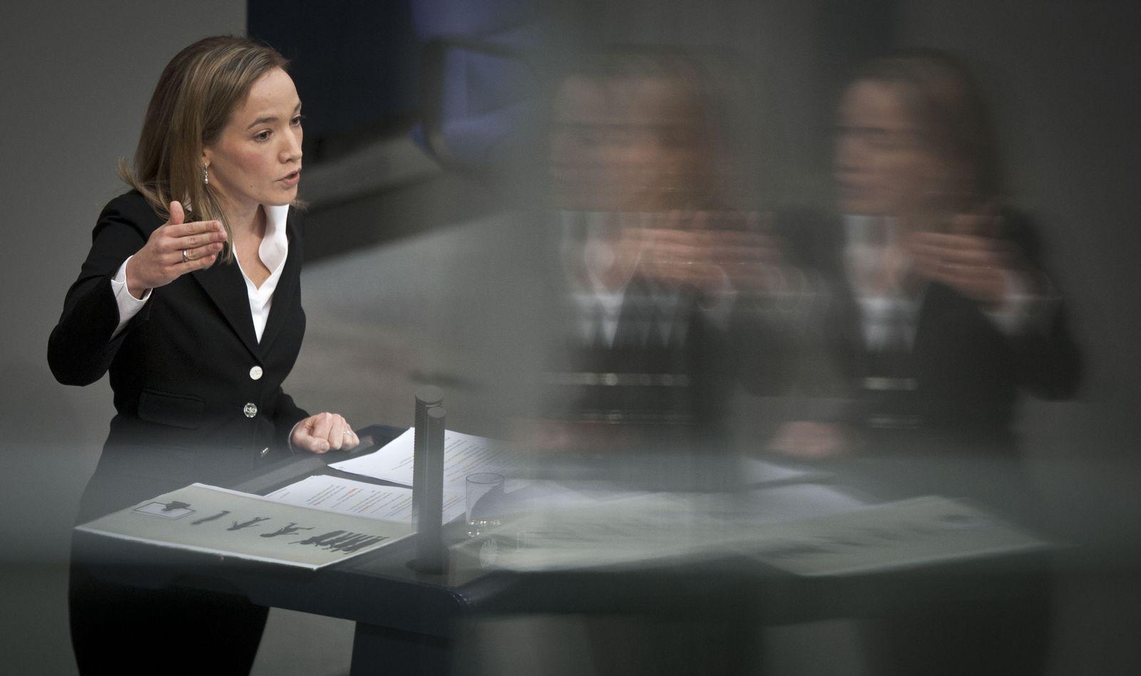 NICHT VERWENDEN Kristina Schröder, Bundesministerin fuer Familie