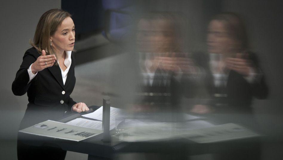 Familienministerin Schröder (CDU): Gesetzentwurf mit Konfliktpotential