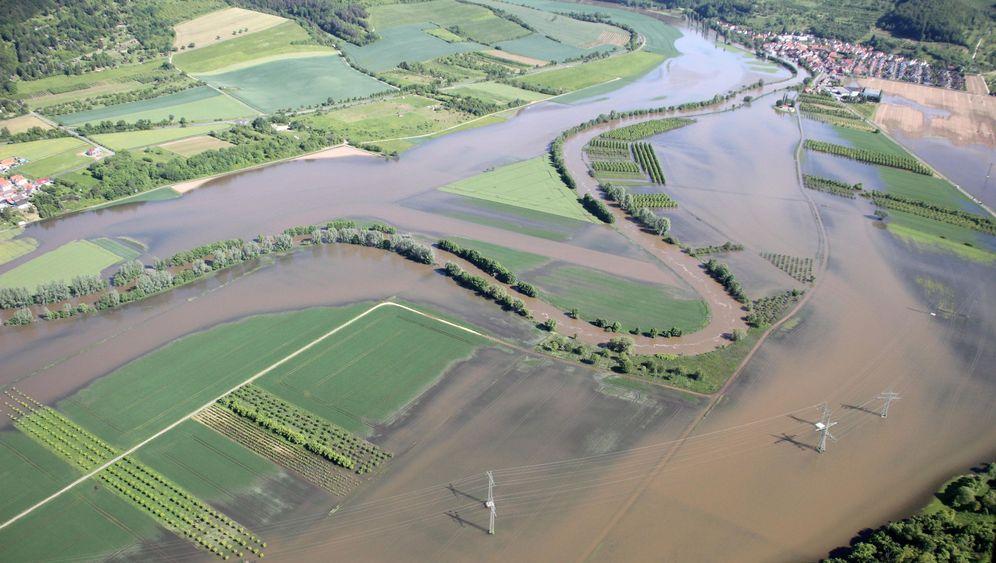 Hochwasser: Die Fluten und die Zerstörung