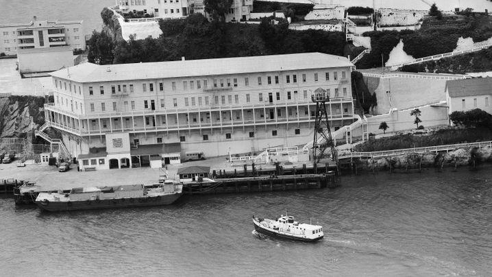 Legendäres Gefängnis: Mythos Alcatraz
