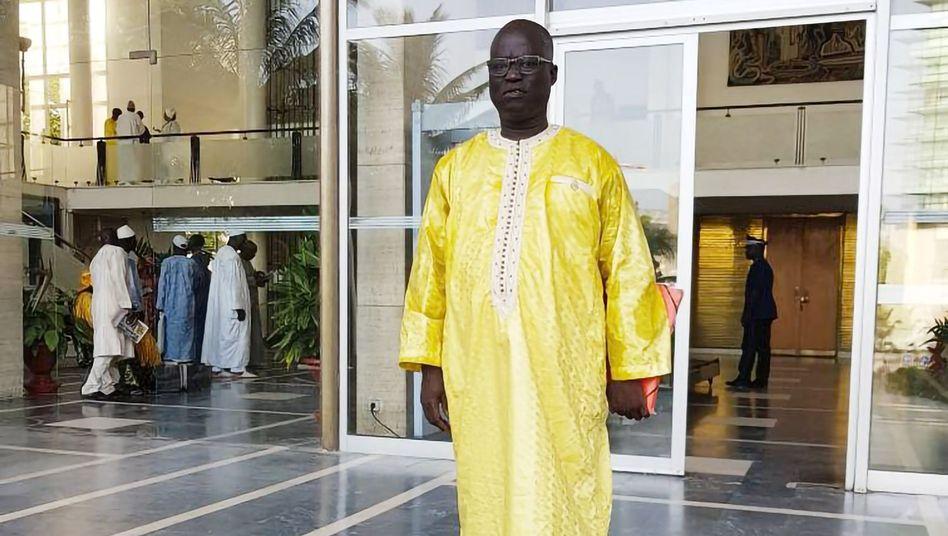 Mor Kane, der Diaspora-Abgeordnete in Senegal