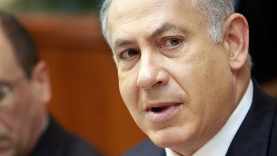 Israels Ministerpräsident Netanjahu: Zehnmonatigen Stopp des Siedlungsbaus beschlossen