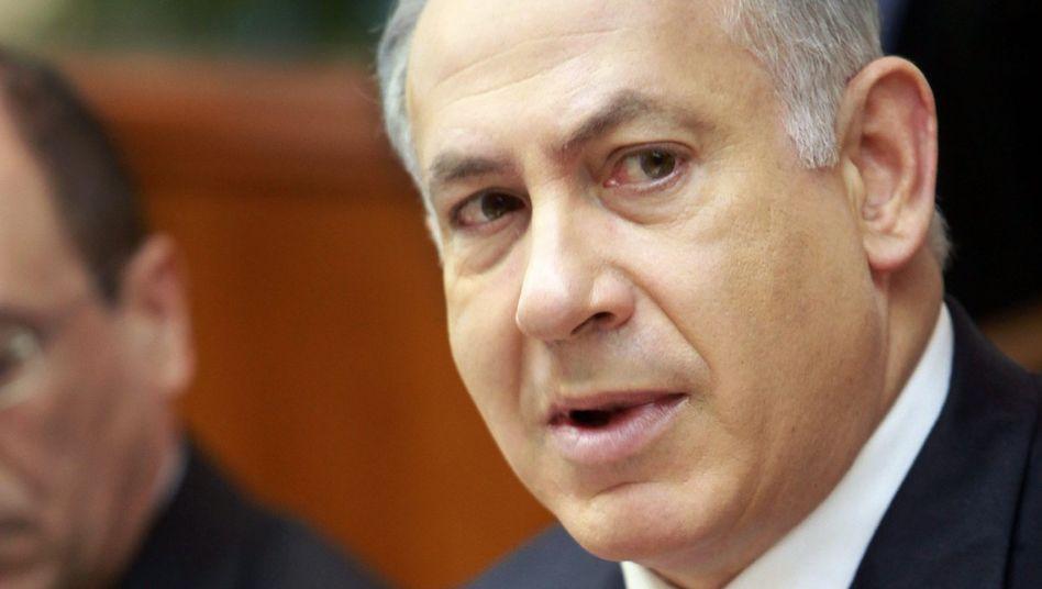 """Israels Ministerpräsident Netanjahu: """"Das natürliche Wachsen der Siedlungen gewährleisten"""""""