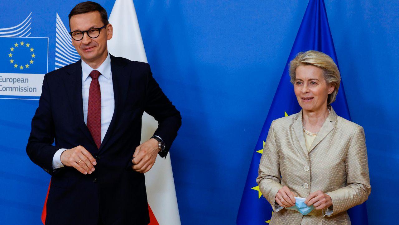 Streit über Rechtsstaatlichkeit: Polen ringt um den Exit - DER SPIEGEL
