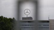 Daimler muss 870 Millionen Euro Strafe zahlen