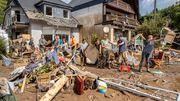 Auch Häuser ohne Schäden können nach der Flut an Wert verlieren