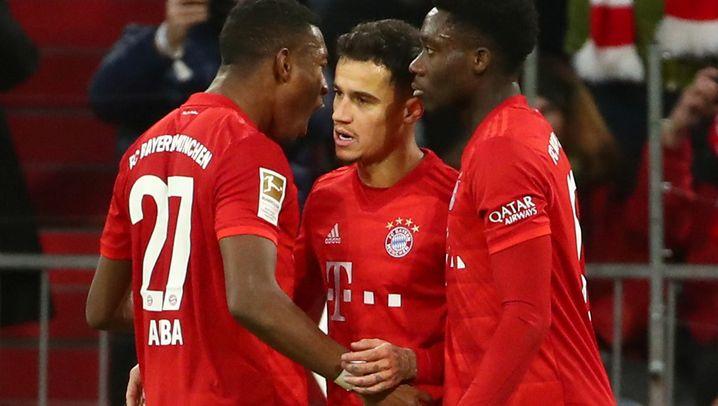 Bayern Chelsea Spielstand
