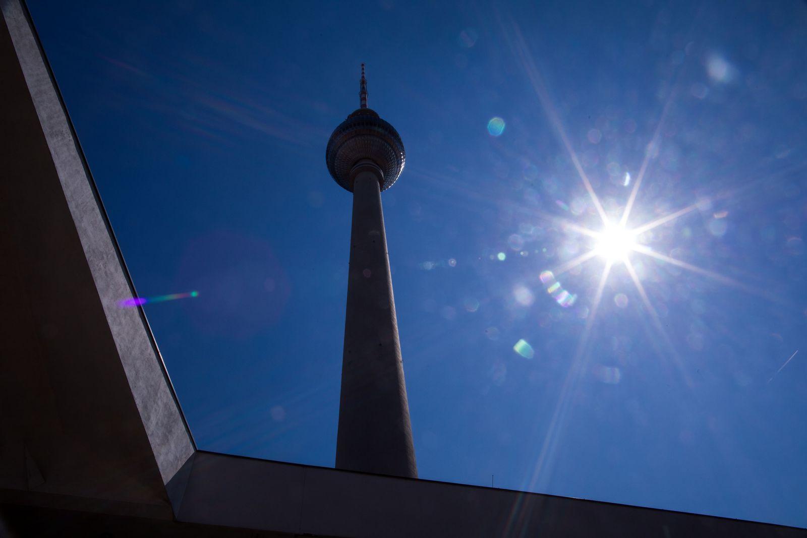 Sommerhitze - Berlin